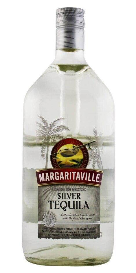 Margaritaville Silver Tequila