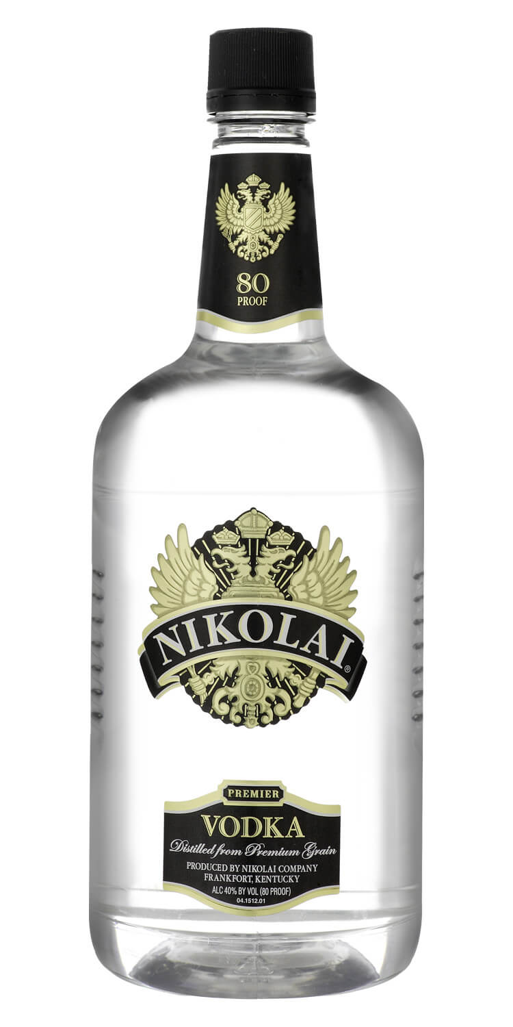 what is the percentage of alcohol in 80 proof liquor