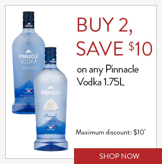 pinnacle vodka coupon printable 2019